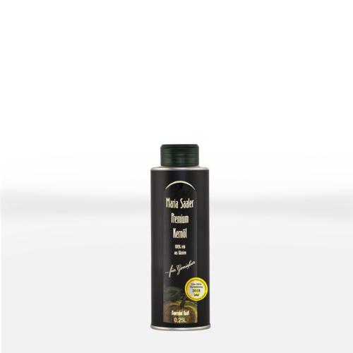 MARIA SAALER Premium – Kürbiskernöl 0,25l